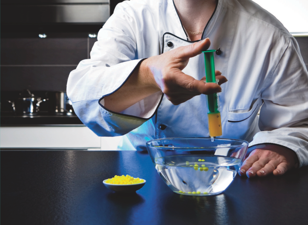 Textura, Gastronomia Molecular e Culinologia
