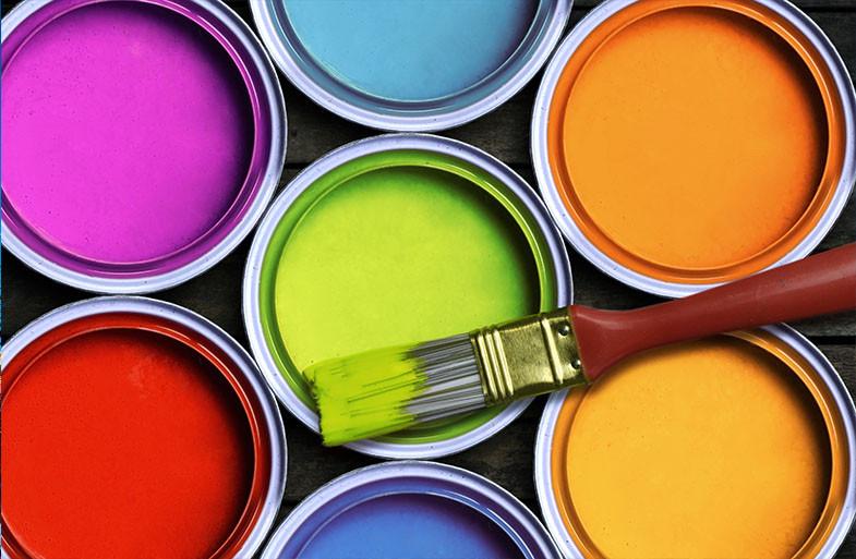 Reologia de pintura em acrílico e à base de óleo