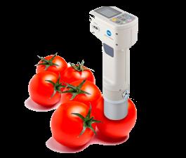 Colorímetro para Tomates CR-410T