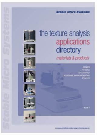 Catálogo - Área de Materiais e Produtos